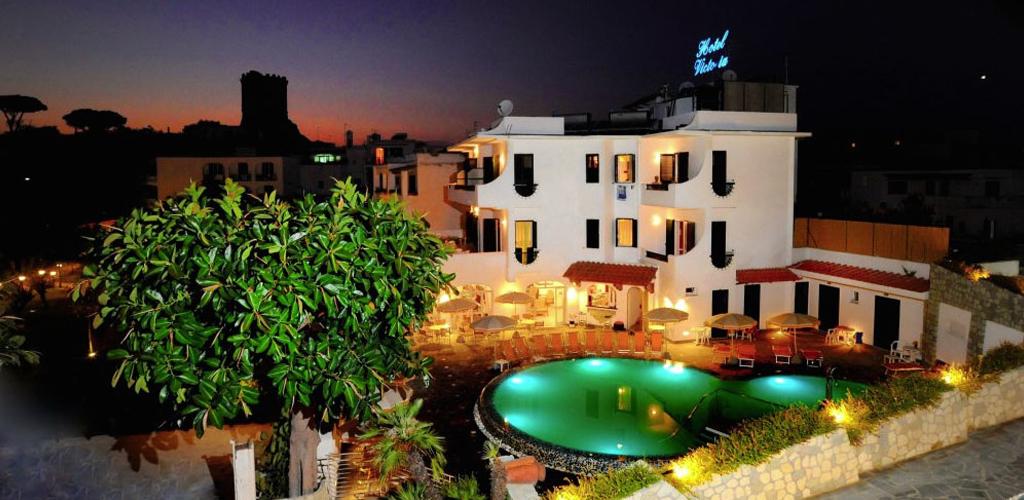 Piscine Hotel Park Victoria Ischia - Hotel 3 Stelle Ischia - Info Ischia
