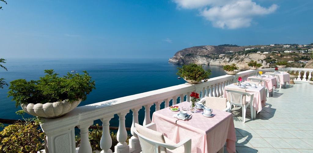 Ristorante Hotel Il Fortino Ischia - Hotel 4 Stelle Ischia - Info Ischia