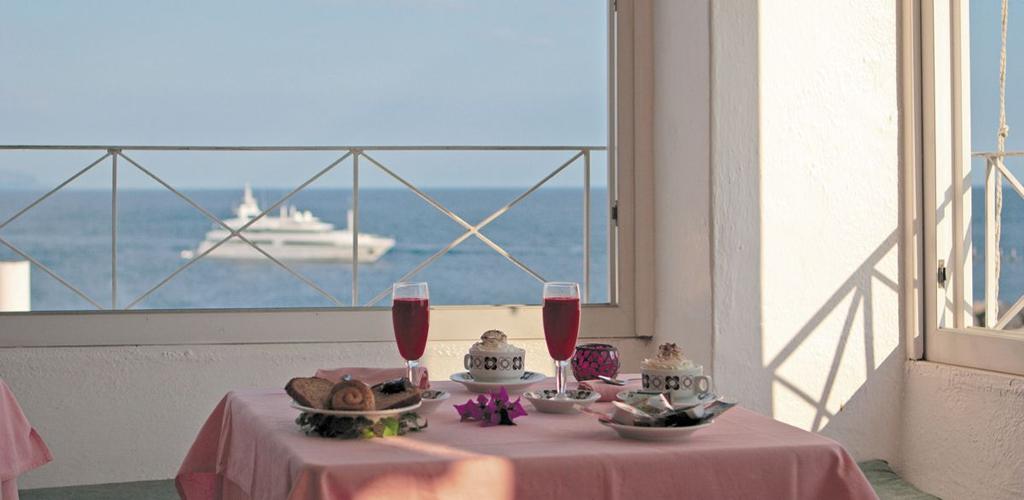 Ristorante Hotel La Palma Ischia - Hotel 4 Stelle Ischia - Info Ischia