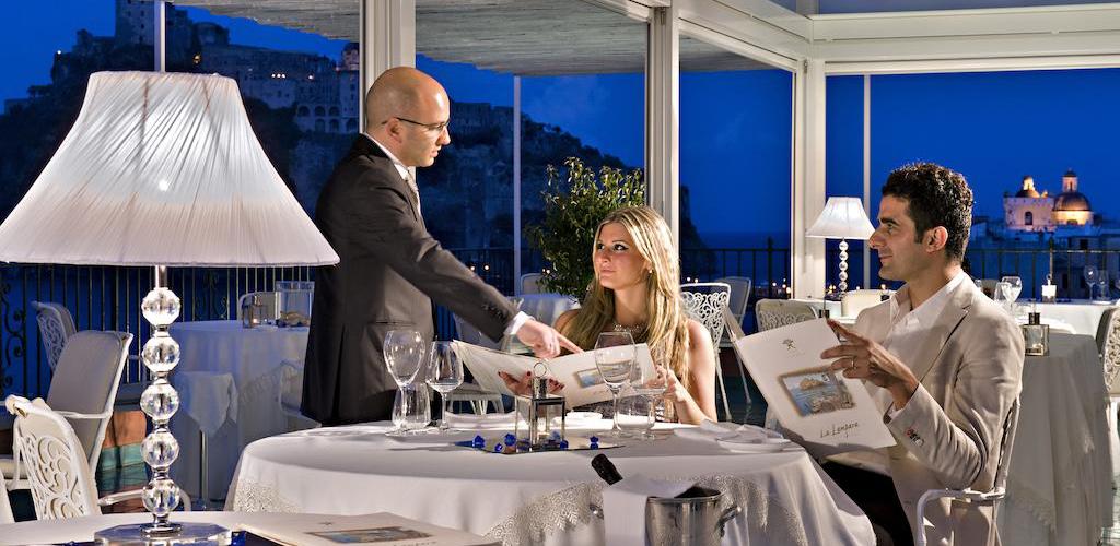 Ristorante Hotel Mareblu Ischia - Hotel 5 Stelle Ischia - Info Ischia