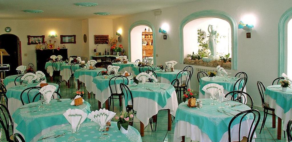 Ristorante Park Hotel Calitto Ischia - Hotel 3 Stelle Ischia - Info Ischia