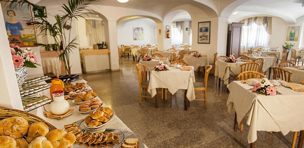 Ristorante Park Hotel Michelangelo Ischia - Hotel 4 Stelle Ischia- InfoIschia