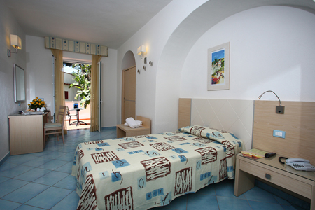 Camere Hotel Royal Palm - Hotel 4 Stelle Ischia - InfoIschia