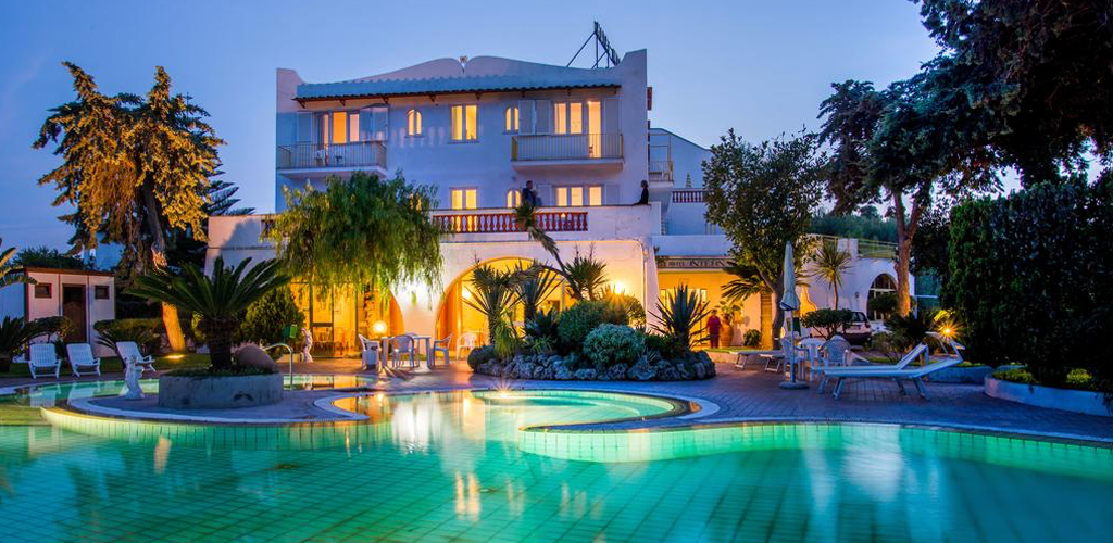 Hotel Internazionale Ischia - Hotel 3 Stelle Ischia - Piscine - Info Ischia
