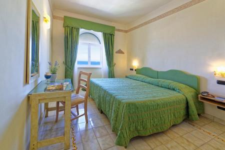 Hotel Punta Imperatore - Hotel 4 Stelle Ischia -Camere - Info Ischia