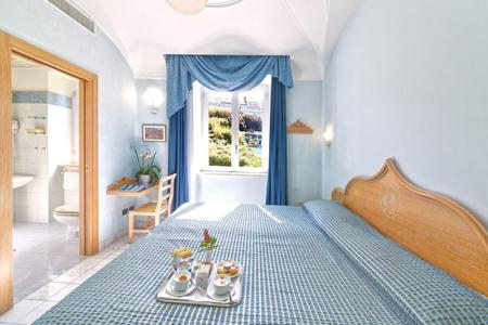 Hotel Punta Imperatore - Hotel 4 Stelle Ischia - Camere - Info Ischia