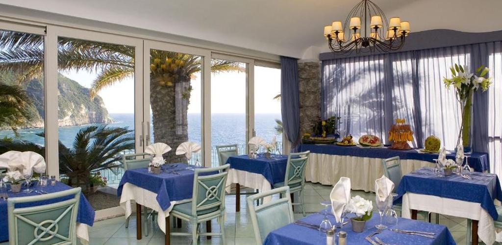 Ristorante Hotel Royal Palm - Hotel 4 Stelle Ischia - InfoIschia
