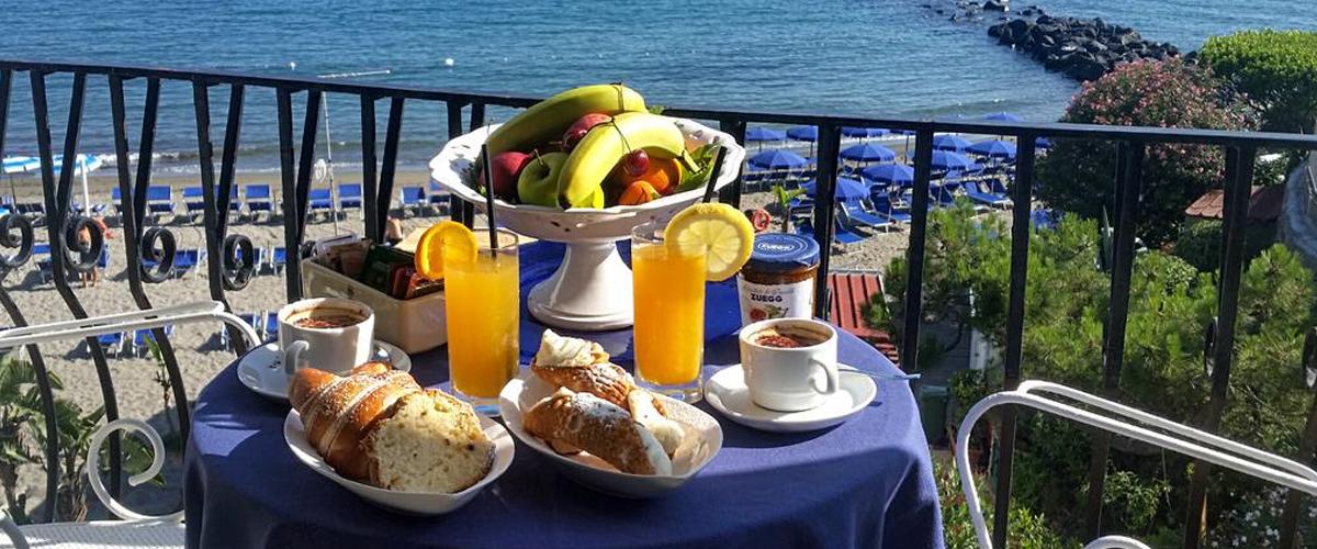 Hotel Imperial Ischia - ristorante - Info Ischia