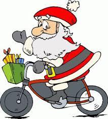 Babbo Natale In Bicicletta.Babbo Natale In Bicicletta Ischia Ischia Scopri La Perla Del