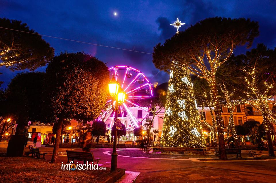 Natale a Casamicciola Terme