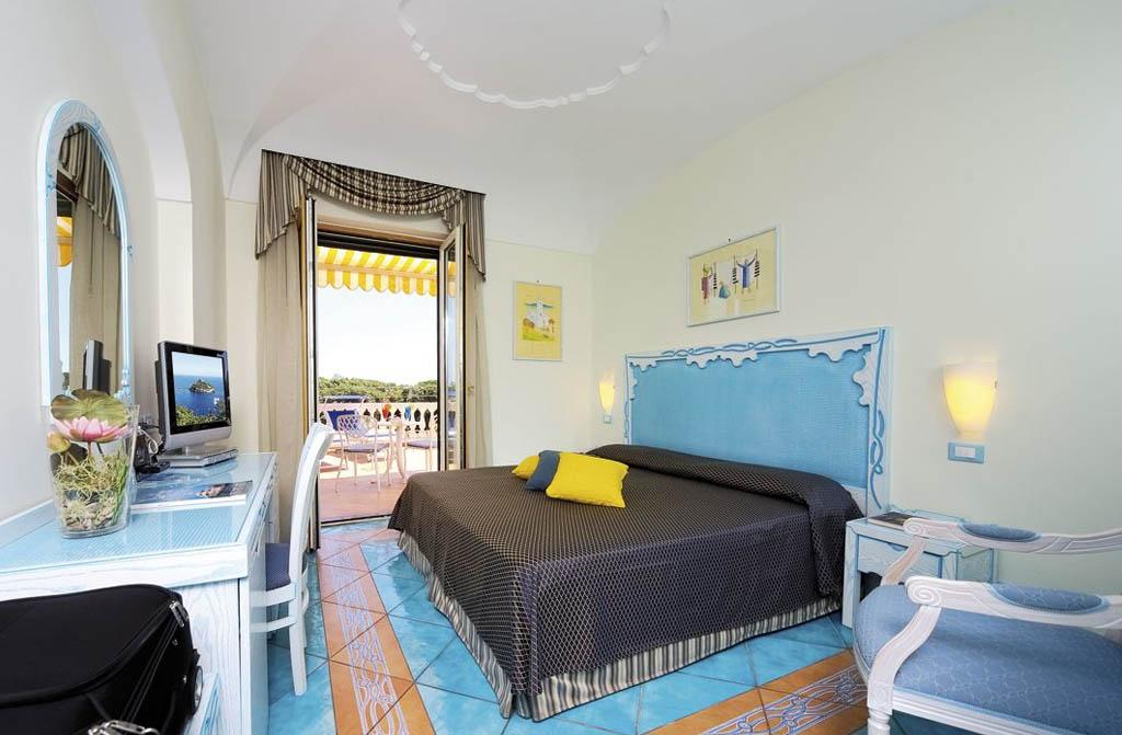 Camere Hotel Bellevue Ischia Porto