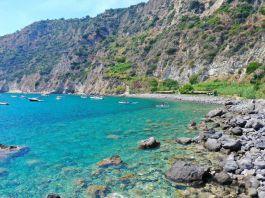 Baia della Scarrupata Ischia