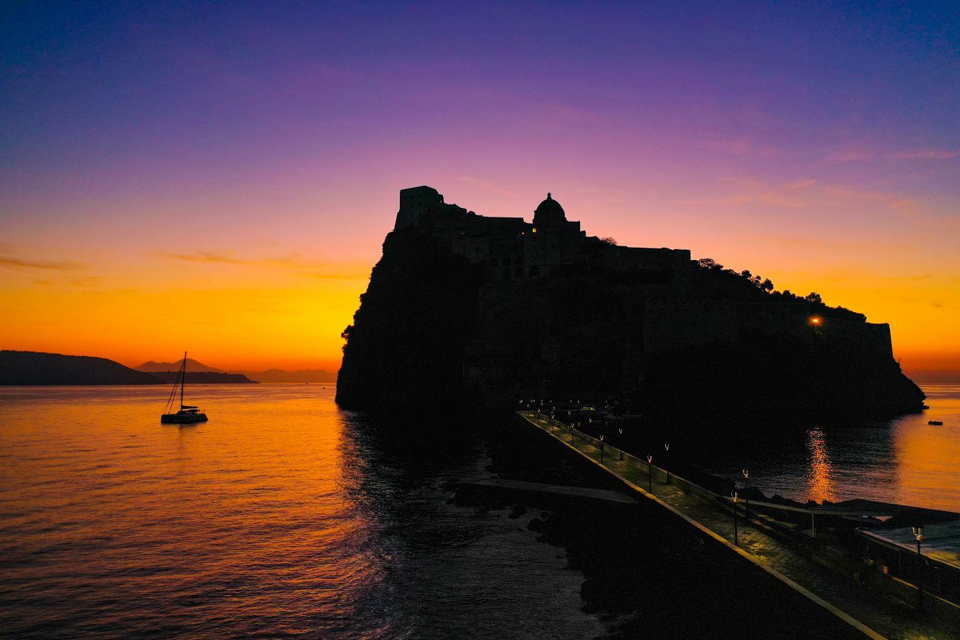 Alba Castello Aragonese