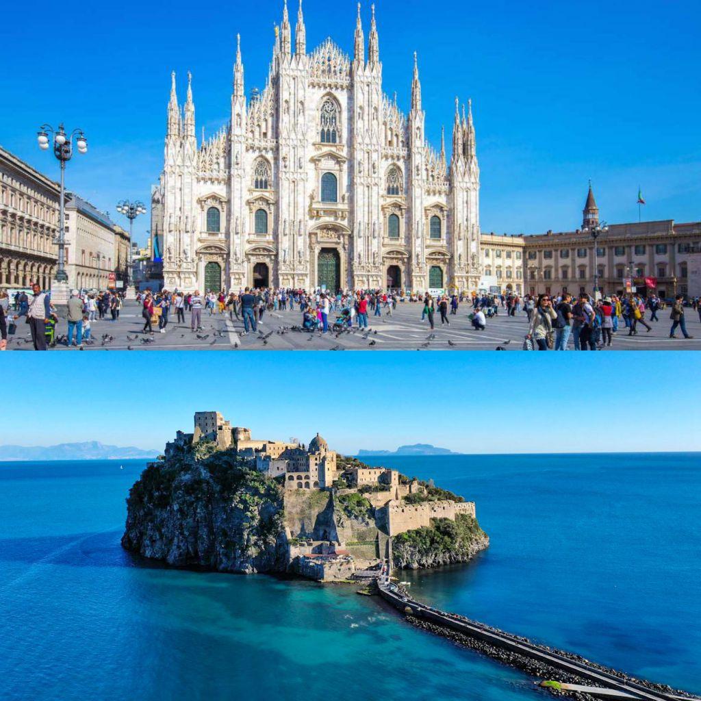 CRONACHEMilano (chi)ama Ischia, presto sull'isola un incontro tra il sindaco di Milano Sala e i primi cittadini isolani
