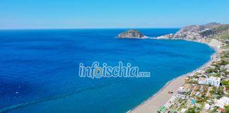 Barano d'Ischia, la spiaggia dei Maronti