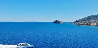 Viaggio a Ischia, Aliscafo
