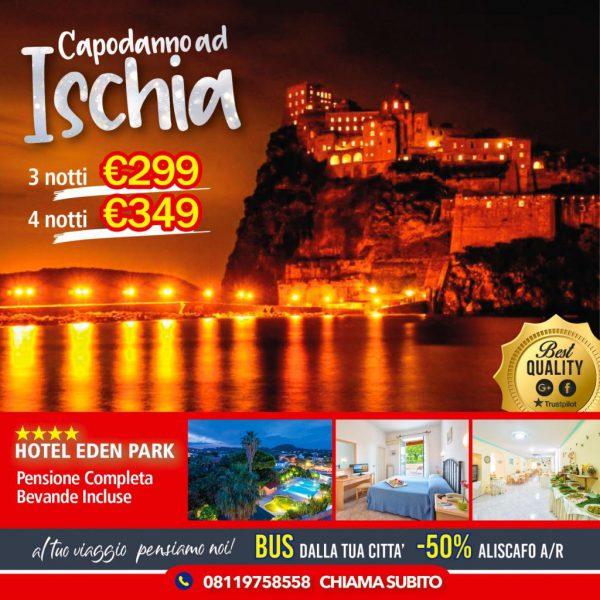 Hotel Eden Park - Forio d'Ischia