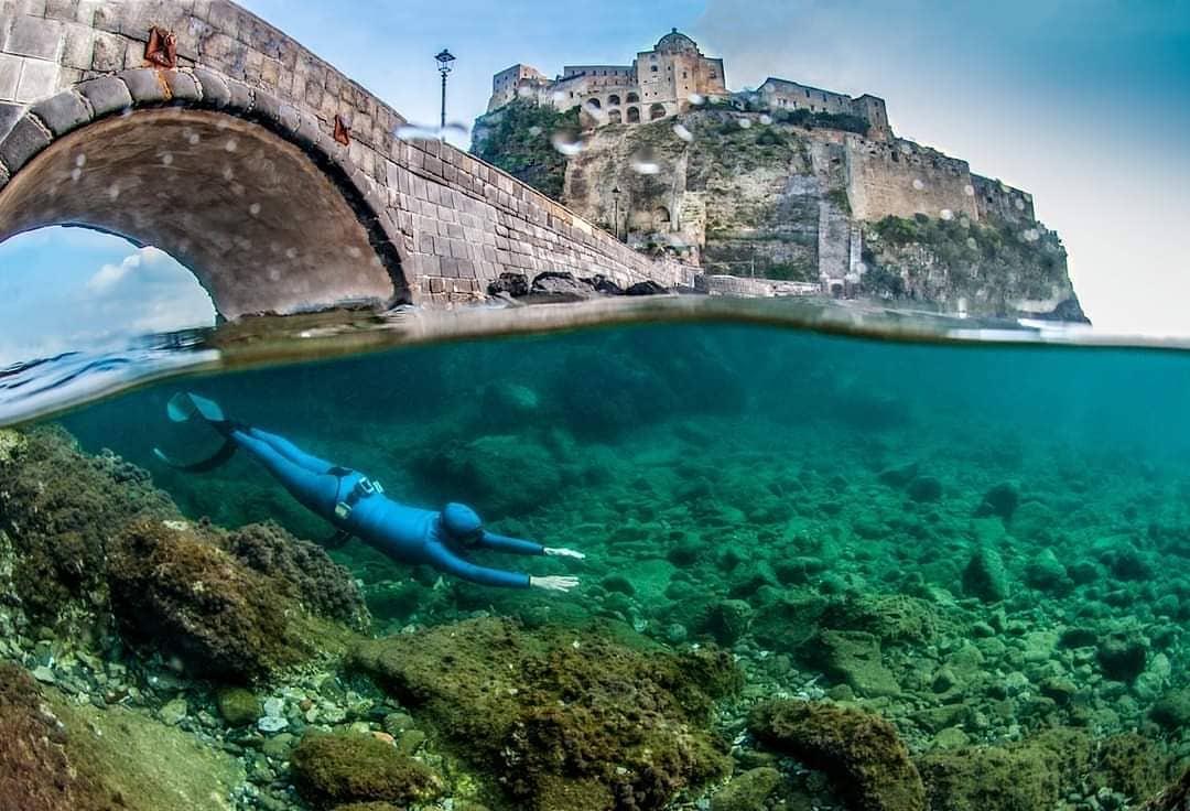 Sub Castello Aragonese