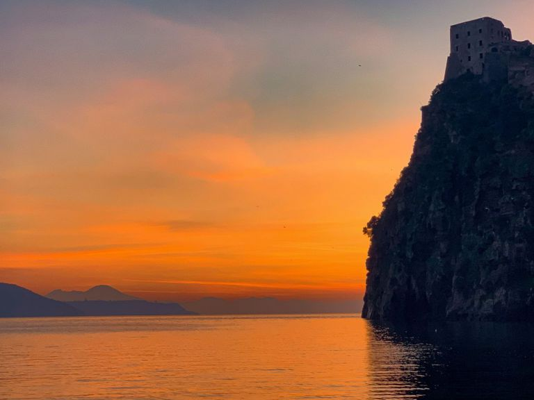 Ischia Alba del 19 Febbraio