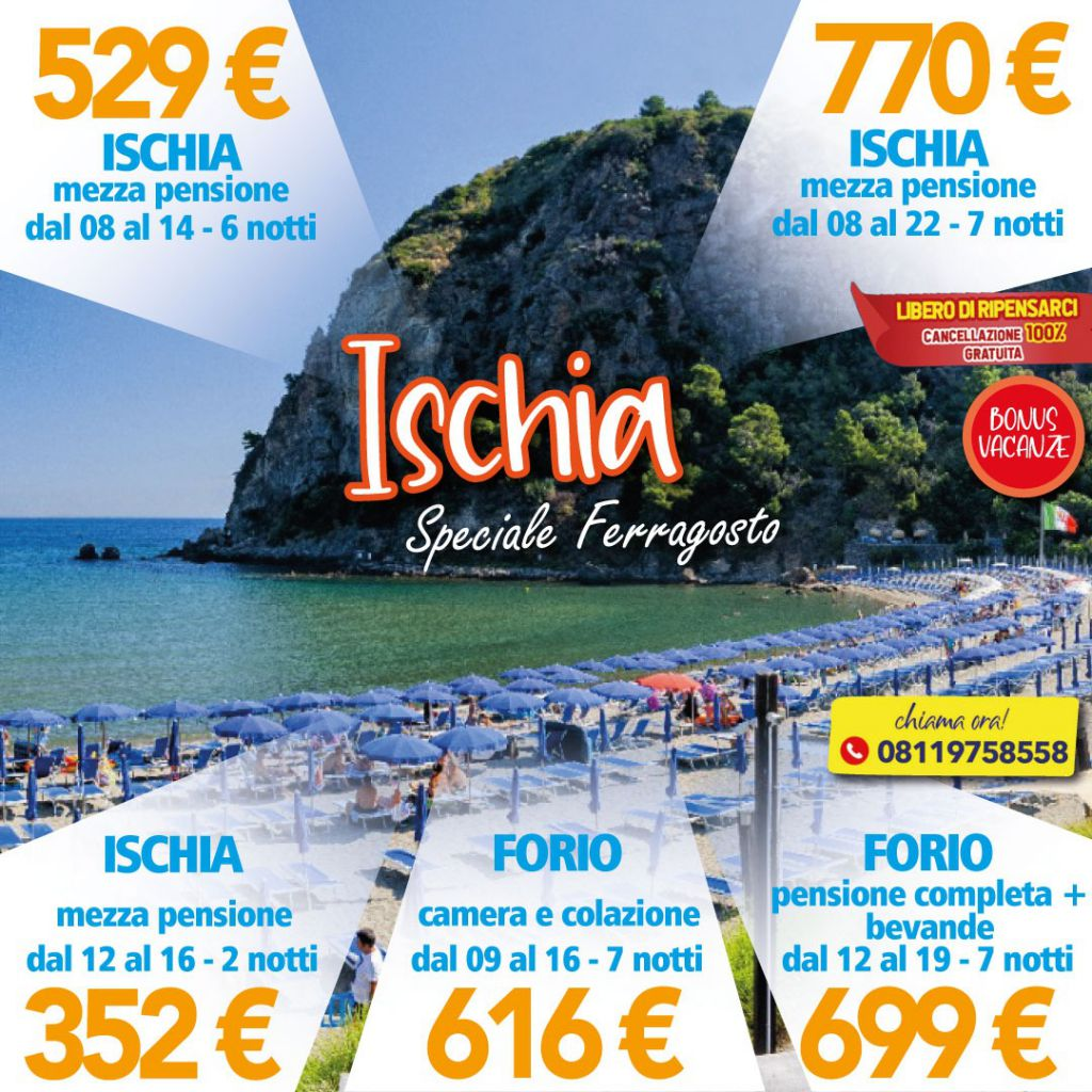 Hotel Ischia Agosto
