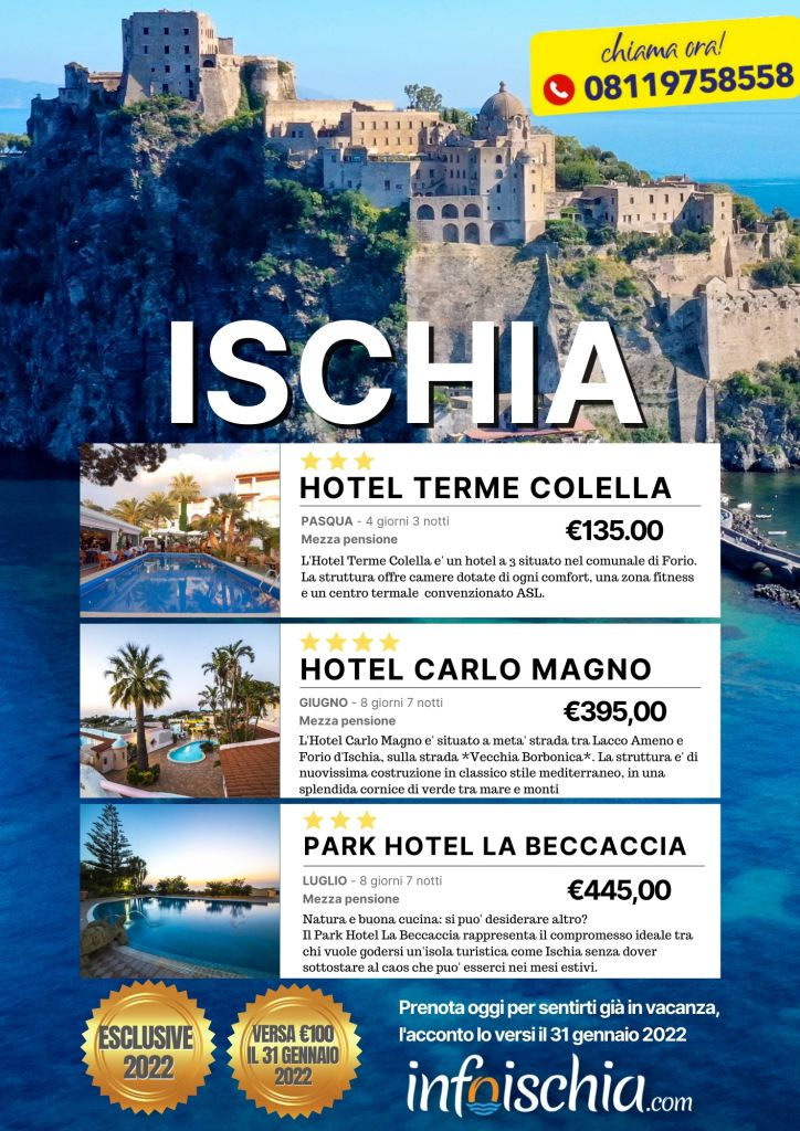 Ischia Vacanze 2022